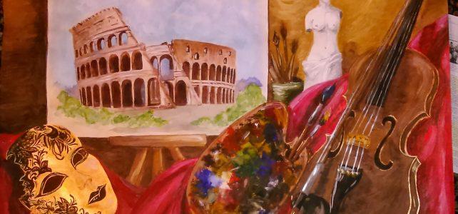 Каникулы — не повод забывать о культуре, искусстве и творчестве